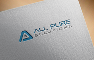 ALL PURE SOLUTIONS Logo - Entry #23