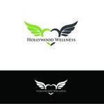 Hollywood Wellness Logo - Entry #151