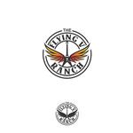 The Flying V Ranch Logo - Entry #11