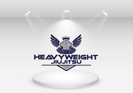 Heavyweight Jiujitsu Logo - Entry #27