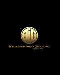 Better Investment Group, Inc. Logo - Entry #20