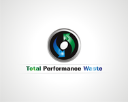 Total Performance Waste Logo - Entry #39