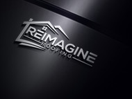 Reimagine Roofing Logo - Entry #124