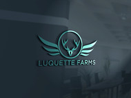 Luquette Farms Logo - Entry #105