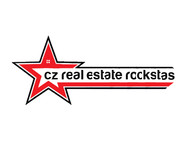 CZ Real Estate Rockstars Logo - Entry #184