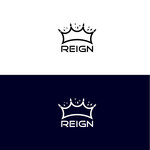 REIGN Logo - Entry #125