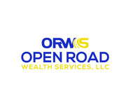 "Open Road Wealth Services, LLC  (The ""LLC"" can be dropped for design purposes.) Logo - Entry #27"