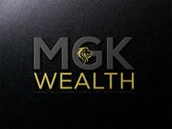 MGK Wealth Logo - Entry #333