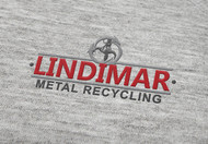 Lindimar Metal Recycling Logo - Entry #386