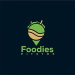 Foodies Pit Stop Logo - Entry #50