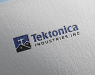 Tektonica Industries Inc Logo - Entry #136