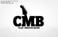 Clay Melton Band Logo - Entry #82