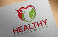 Healthy Livin Logo - Entry #558