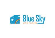 Blue Sky Life Plans Logo - Entry #396