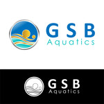 GSB Aquatics Logo - Entry #57