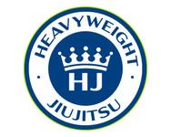 Heavyweight Jiujitsu Logo - Entry #5