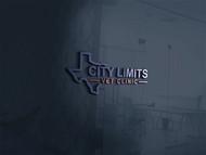 City Limits Vet Clinic Logo - Entry #377