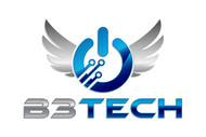 B3 Tech Logo - Entry #125