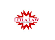 Leila Law Logo - Entry #66