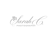 Sarah C. Photography Logo - Entry #100