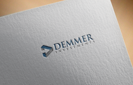Demmer Investments Logo - Entry #196
