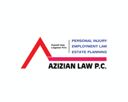 Azizian Law, P.C. Logo - Entry #18