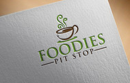 Foodies Pit Stop Logo - Entry #73