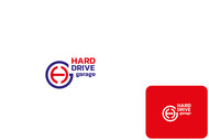 Hard drive garage Logo - Entry #356