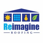 Reimagine Roofing Logo - Entry #179