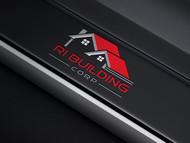 RI Building Corp Logo - Entry #152