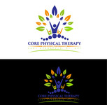 Core Physical Therapy and Sports Performance Logo - Entry #128