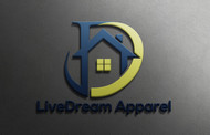 LiveDream Apparel Logo - Entry #269