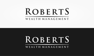Roberts Wealth Management Logo - Entry #577