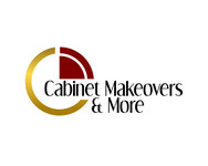 Cabinet Makeovers & More Logo - Entry #149