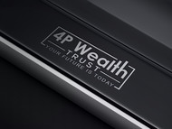 4P Wealth Trust Logo - Entry #235