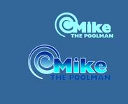 Mike the Poolman  Logo - Entry #92
