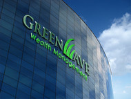 Green Wave Wealth Management Logo - Entry #198