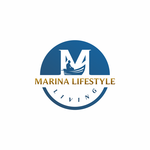 Marina lifestyle living Logo - Entry #52