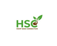 Hemp Seed Connection (HSC) Logo - Entry #1