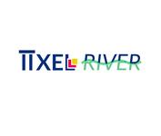 Pixel River Logo - Online Marketing Agency - Entry #194