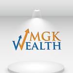 MGK Wealth Logo - Entry #363