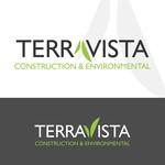 TerraVista Construction & Environmental Logo - Entry #391