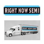 Right Now Semi Logo - Entry #139