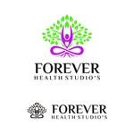 Forever Health Studio's Logo - Entry #206