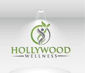 Hollywood Wellness Logo - Entry #59