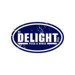 DELIGHT Pizza & Wings  Logo - Entry #67