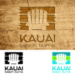 kauai beach bums Logo - Entry #17