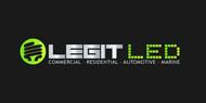 Legit LED or Legit Lighting Logo - Entry #253