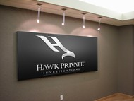 Hawk Private Investigations, Inc. Logo - Entry #24