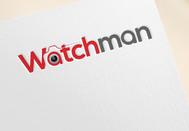 Watchman Surveillance Logo - Entry #22